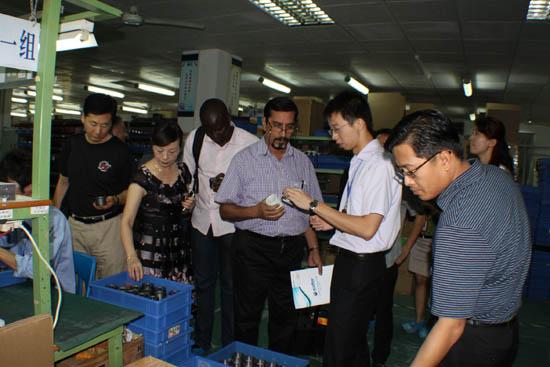 深圳市豪恩安全科技有限公司
